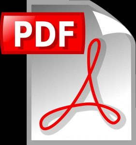 Corrupted PDF Documents