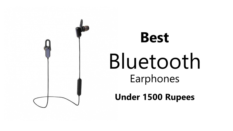 Best Bluetooth Headphones Under 1500 Rupees
