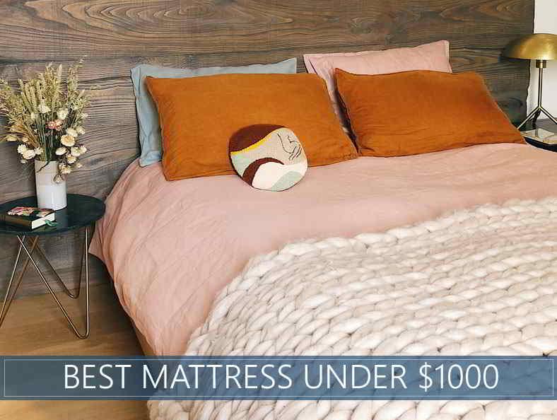 Best Mattresses Under 1000