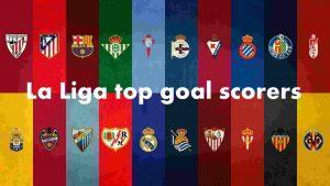 La Liga Top Scorer